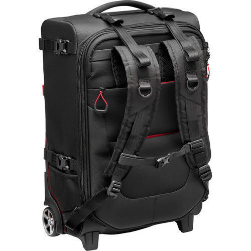 Manfrotto Pro Light Reloader Switch-55 Backpack/Roller (Black) price in india features reviews specs