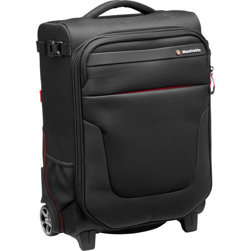 Manfrotto Pro Light Reloader Air-50 Carry-On Camera Roller Bag (Black) price in india features reviews specs