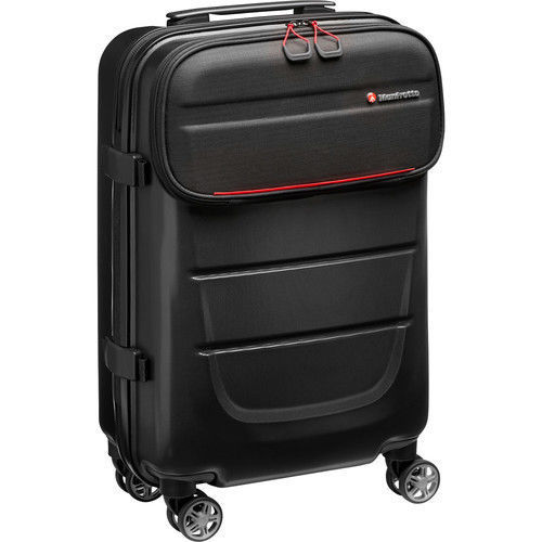 Manfrotto Pro Light Reloader Spin-55 Carry-On Camera Roller Bag (Black) price in india features reviews specs
