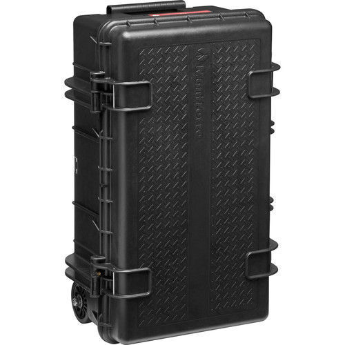 Manfrotto Pro Light Reloader Tough-55 High Lid Carry-On Camera Rollerbag (Black) price in india features reviews specs