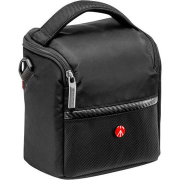 buy Manfrotto Active Shoulder Bag III (Black) in India imastudent.com