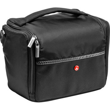 buy Manfrotto Active Shoulder Bag 7 (Black) in India imastudent.com