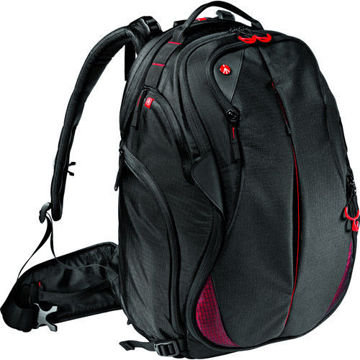 buy Manfrotto Pro Light Bumblebee-230 Camera Backpack (Black) in India imastudent.com