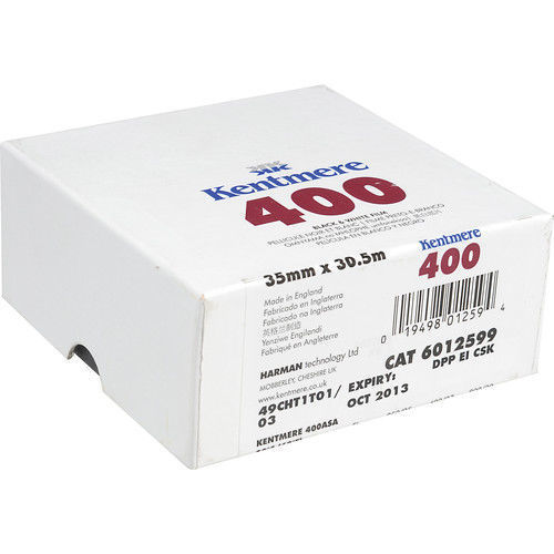 buy Kentmere Pan 400 Black and White Negative Film (35mm Roll Film, 100' Roll) in India imastudent.com