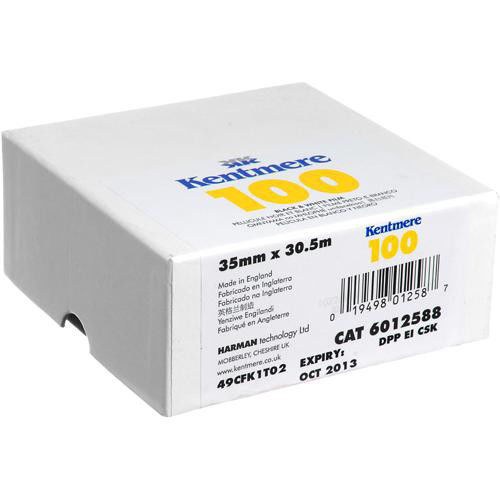 buy Kentmere Pan 100 Black and White Negative Film (35mm Roll Film, 100' Roll) in India imastudent.com
