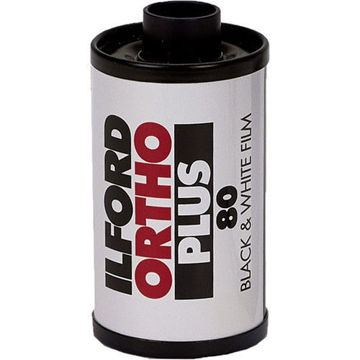 buy Ilford Ortho Plus Black & White Negative Film (35mm Roll Film, 36 Exposures) in India imastudent.com