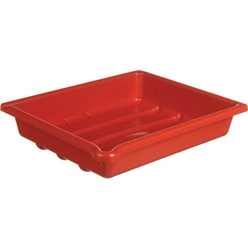 """buy Paterson Plastic Developing Tray - for 8x10"""" Paper(Red) in India imastudent.com"""