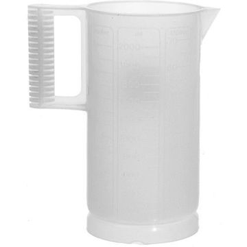 buy Paterson Plastic Beaker (Ounce and Metric Graduations) in India imastudent.com