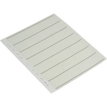 buy Paterson 35mm Negative Filing Sheet (Pack of 25) in India imastudent.com