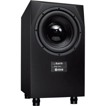 "buy Adam Professional Audio Sub10 MK2 - 200W 10"" Active Subwoofer in India imastudent.com"