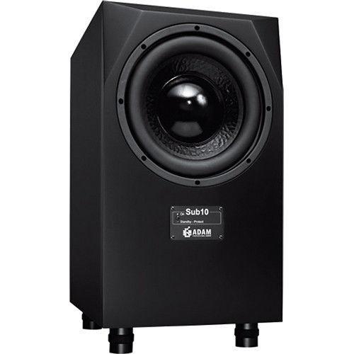 """buy Adam Professional Audio Sub10 MK2 - 200W 10"""" Active Subwoofer in India imastudent.com"""