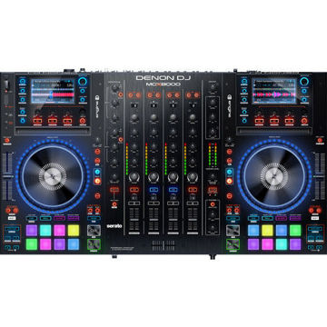 buy Denon DJ MCX8000 Stand-alone DJ Player and DJ Controller in India imastudent.com