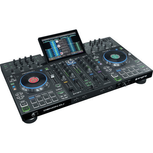 "buy Denon DJ Prime 4 - Standalone 4-Deck DJ System with 10"" Touchscreen in India imastudent.com"