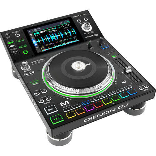 "buy Denon DJ SC5000M Prime DJ Media Player with Motorized Platter & 7"" Multi-Touch Display in India imastudent.com"