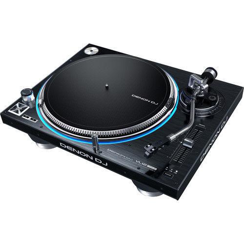 buy Denon DJ VL12 Prime - Professional Direct Drive Turntable in India imastudent.com