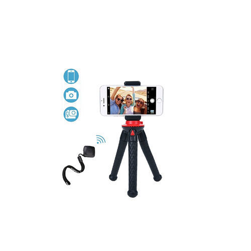 buy Fotopro UF02 Flexible Tripod with Bluetooth in India imastudent.com