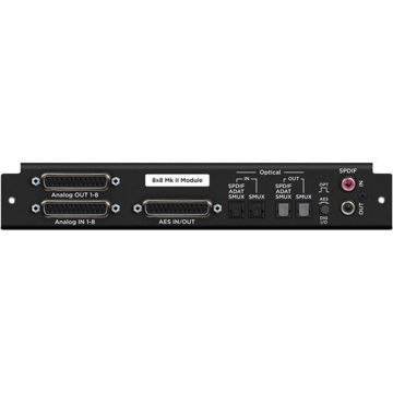 buy Apogee Electronics 8x8 Mk II Module - 16-Channel Analog in India imastudent.com