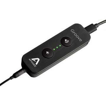 buy Apogee Electronics Groove - 24-Bit 192 kHz USB DAC and Headphone Amplifier For Mac and PC in India imastudent.com