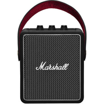 buy Marshall Stockwell II Portable Bluetooth Speaker (Black) in India imastudent.com