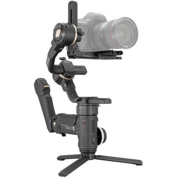 buy Zhiyun-Tech CRANE 3S Handheld Stabilizer in India imastudent.com