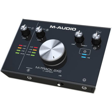 buy M-Audio M-Track 2X2 USB Audio Interface in India imastudent.com