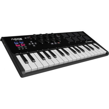 buy M-Audio Axiom AIR Mini 32 USB MIDI Keyboard Controller in India imastudent.com