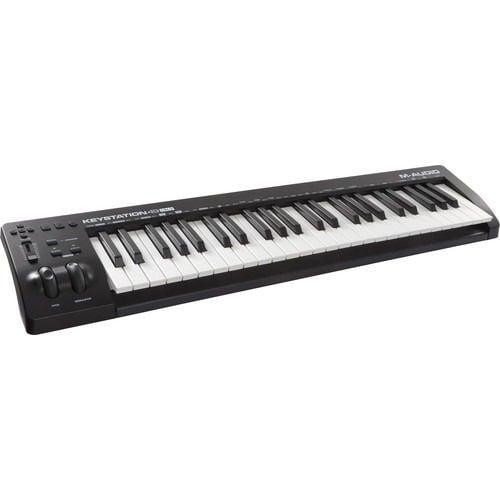 buy M-Audio Keystation 49 MK3 49-Key USB-Powered MIDI Controller in India imastudent.com
