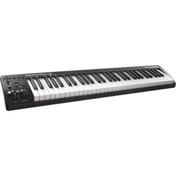 buy M-Audio Keystation 61 MK3 61-Key USB-Powered MIDI Keyboard Controller in India imastudent.com