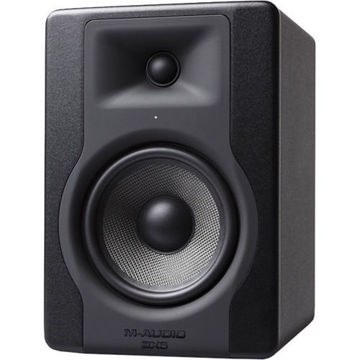 "buy M-Audio BX5 D3 5"" 2-Way 100W Powered Studio Monitor (Single) in India imastudent.com"