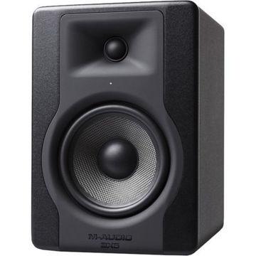 "buy M-Audio BX5 D3 5"" 2-Way 100W Powered Studio Monitor (Single) in India imastudent.com"