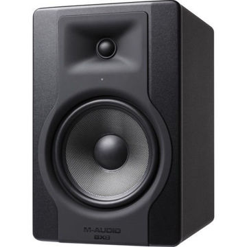 "buy M-Audio BX8 D3 8"" 2-Way 150W Powered Studio Monitor (Single) in India imastudent.com"
