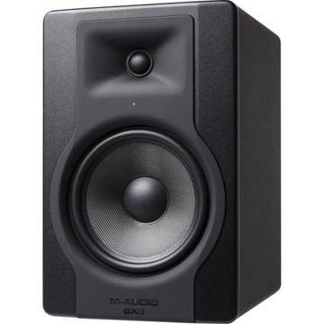 "buy M-Audio BX8 D3 8"" 2-Way 150W Powered Studio Monitor (Single) in India imastudent.com"