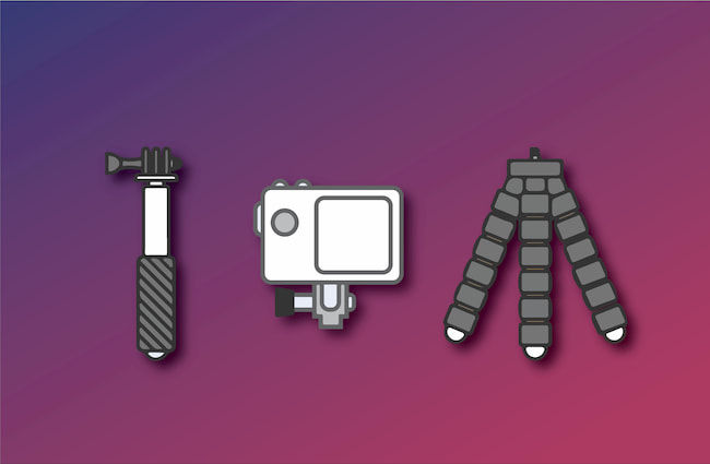 Picture for category GoPro Accessories