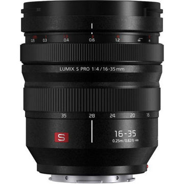 buy Panasonic Lumix S PRO 16-35mm f/4 Lens in India imastudent.com