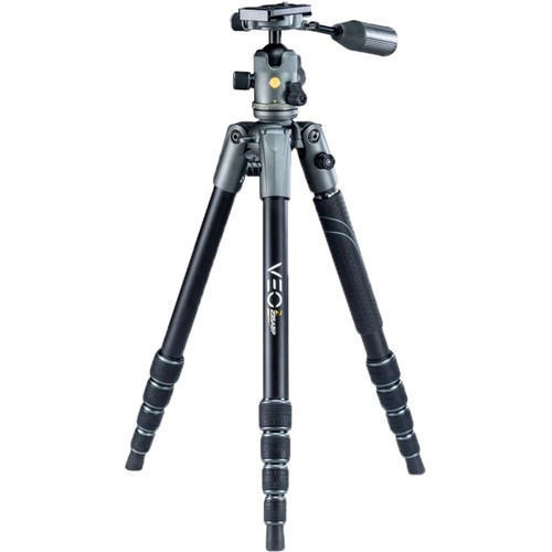 Vanguard VEO 2X 235ABP Aluminum 4-in-1 Tripod with BP-50 Ball/Pan Head price in india features reviews specs