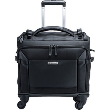 Vanguard VEO SELECT 42T Trolley Bag (Black) price in india features reviews specs