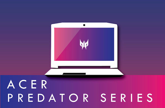 Picture for category Acer Predator Series