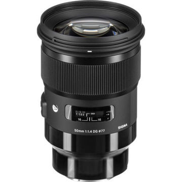buy Sigma 50mm f/1.4 DG HSM Art Lens for L Mount in India imastudent.com