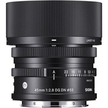 buy Sigma 45mm f/2.8 DG DN Contemporary Lens for L Mount in India imastudent.com