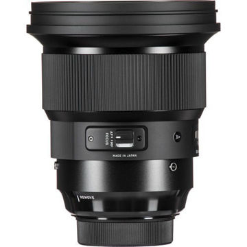 buy Sigma 105mm f/1.4 DG HSM Art Lens for L Mount in India imastudent.com