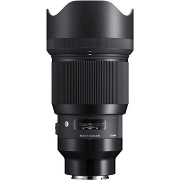 buy Sigma 85mm f/1.4 DG HSM Art Lens for L Mount in India imastudent.com