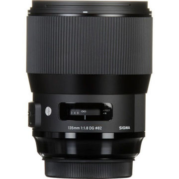 buy Sigma 135mm f/1.8 DG HSM Art Lens for L Mount in India imastudent.com