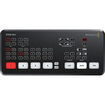 buy Blackmagic Design ATEM Mini HDMI Live Stream Switcher in India imastudent.com