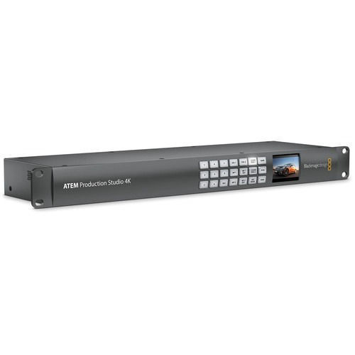 buy Blackmagic Design ATEM Production Studio 4K Live Switcher n India imastudent.com