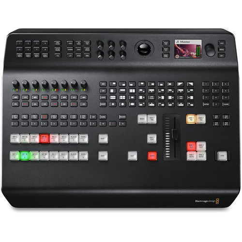 buy Blackmagic Design ATEM Television Studio Pro 4K Live Production Switcher in India imastudent.com