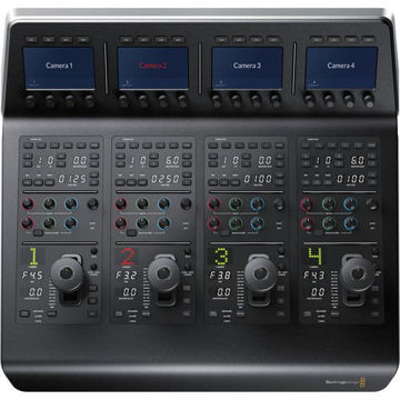 buy Blackmagic Design ATEM Camera Control Panel in India imastudent.com