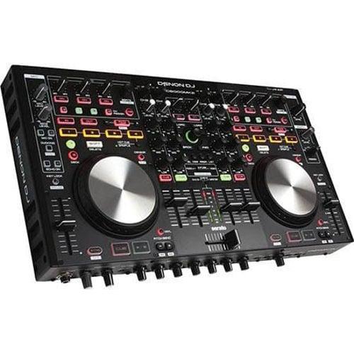 buy Denon DJ MC6000MK2 Professional Digital Mixer and Controller in India imastudent.com