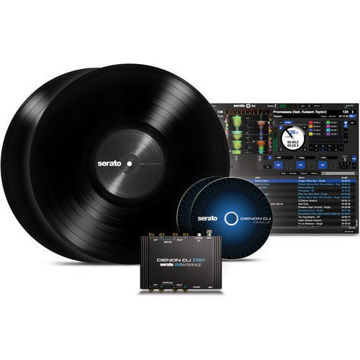 buy Denon DJ DS1 Serato Digital Vinyl Audio Interface in India imastudent.com
