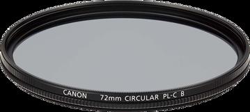 buy Canon 72mm Circular Polarizing Filter in India imastudent.com