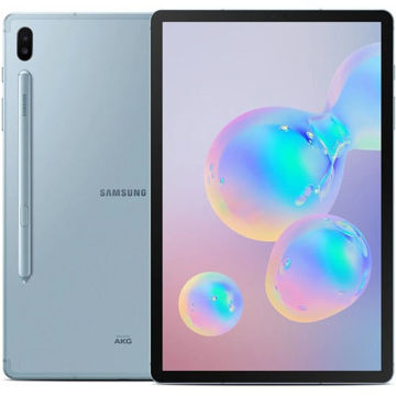 "buy Samsung 10.5"" Galaxy Tab S6 128GB Tablet (Wi-Fi Only) in India imastudent.com"